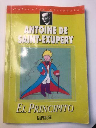 El principito- Antoine de Saint-Exupery