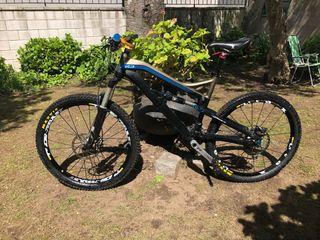 Bicicleta orbea Rallon R3