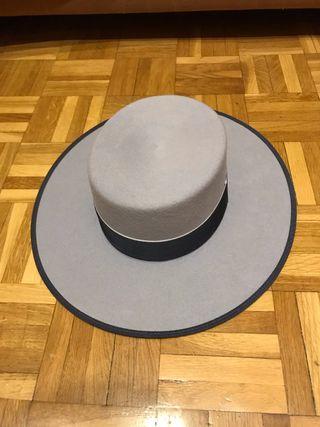 """Sombrero ala ancha talla 59"""""""