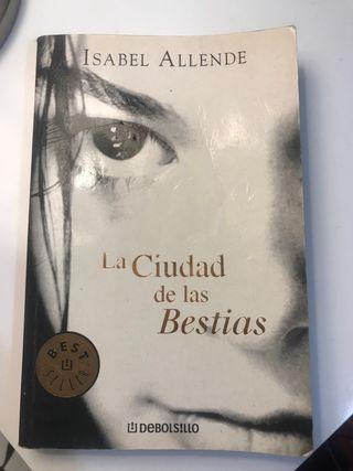 La ciudad de las bestias- Isabel Allende