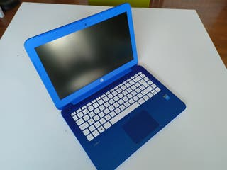 "Portatil HP Stream 13"" azul"