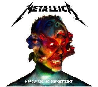 Metallica - Hardwired... To Self-destruct (2 Cd)