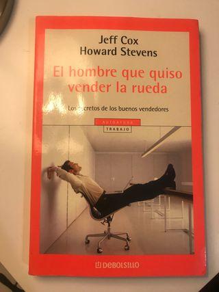 El hombre que quiso vender la rueda- J.C.H Stevens