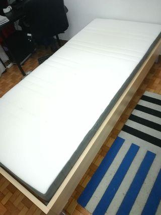 cama 90 x 200