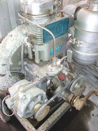 Generador 6Kva diesel