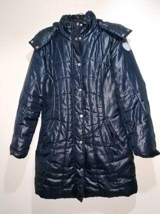 abrigo de chica