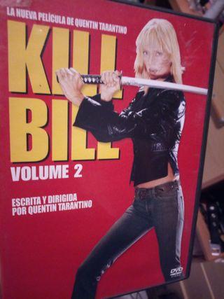 KILL BILL Volumen 2 DVD