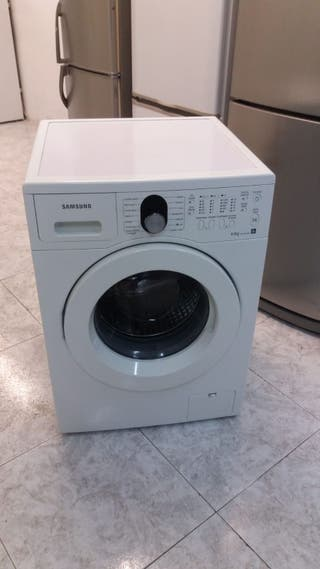 Lavadora marca Samsung de 8kg con garantía instala