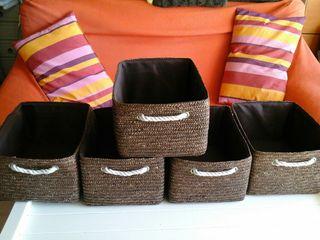 cestas de ikea
