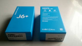 Samsung j6 plus... 130 euros..