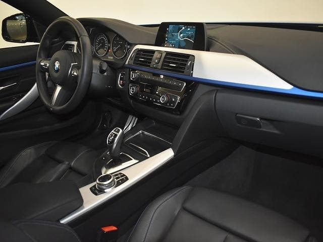 BMW Serie 4 430d Coupe 190 kW (258 CV)