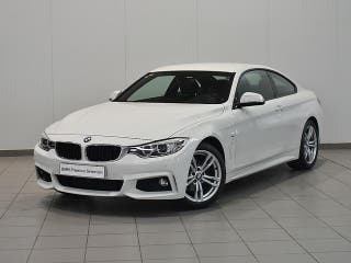 BMW Serie 4 420d Coupe 135 kW (184 CV)