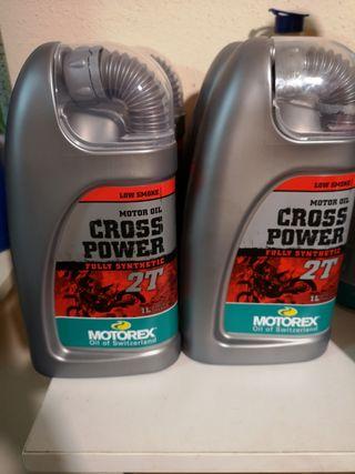motorex cross power 2t