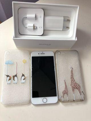 Iphone 7 32g más fundas