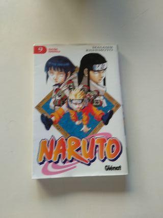 Cómic Manga Naruto
