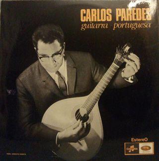 Disco Vinilo Carlos Paredes