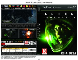 videojuego Xbox 360 Alien isolation