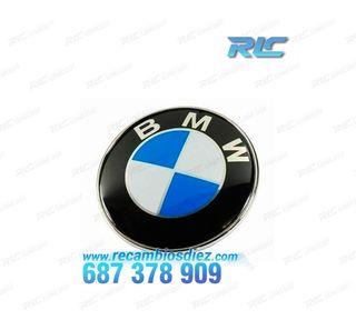 LOGO REDONDO BMW CAPÓ 82 MM DE SERIE