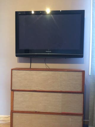 Televisión plasma 32' Panasonic