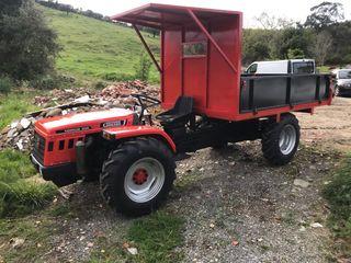 Tractor antonio carrario