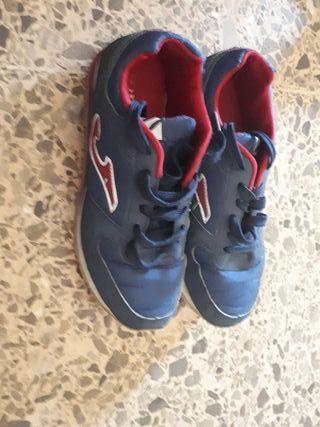 zapatillas joma talla 37