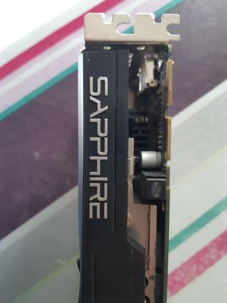AMD Radeon sapphire R9 3gb GDDR5 Gpu