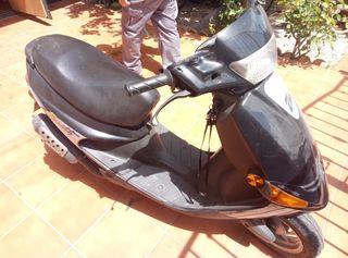 scooter 50cc Peugeot zenith
