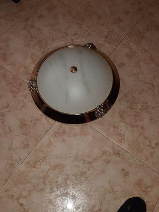 plafón lámpara