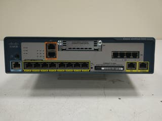 Centralita IP CISCO UC520-16