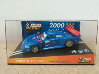 PORSCHE 911 GT1 CLUB SCALEXTRIC 2000