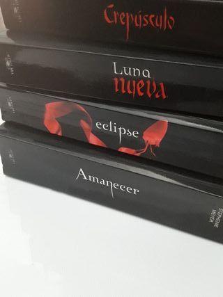 Colección Crepusculo.