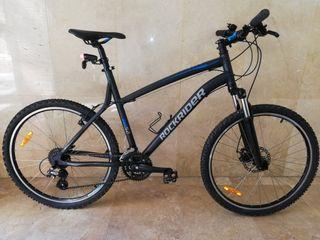 """Bicicleta B'TWIN ROCKRIDER RR 5.2, 26"""", Talla: L"""
