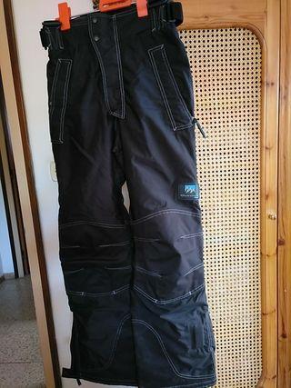 Pantalones esquí Decathlon