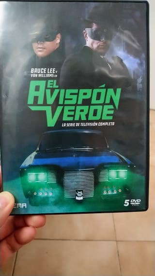 Bruce Lee - El Avispon Verde