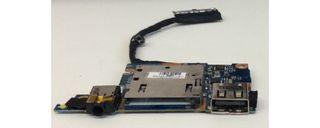 Placa USB y audio para portátil HP ENVY SPECTRE XT