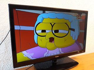 tv LED haier 22 pulgadas HD