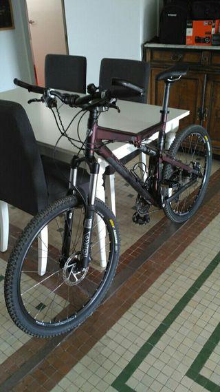 Vendo/Cambio Bicicleta Rockrider 9.1