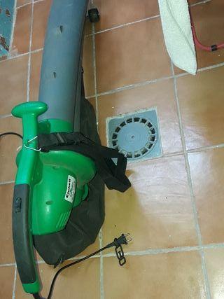 aspiradora sopladora de hojas