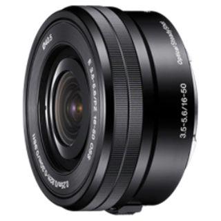 Objetivo Sony Sel 16 50 OOS Negro