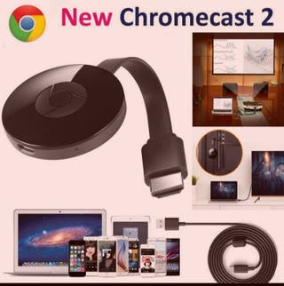 Nuevo Chromecast