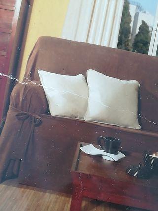 funda sofa de 2 plazas
