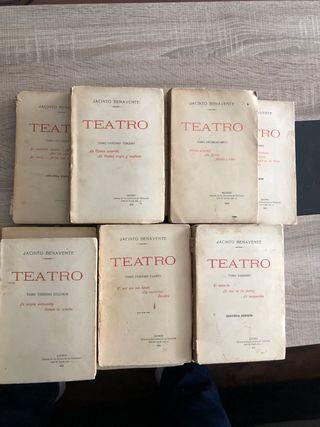 JACINTO BENAVENTE TEATRO