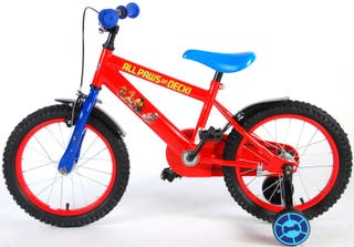 Bicicleta La Patrulla Canina 16 pulgadas