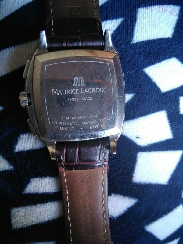 Relol Maurice Lacroix