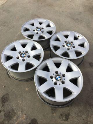 Llantas de aluminio bmw