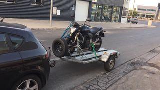 Alquiler remolque 3 motos