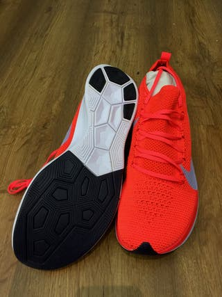 2f4d5691abf Zapatillas Nike VaporFly de segunda mano. Nike Zoom Vaporfly 4% (Talla 42)