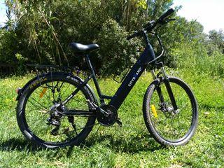 Bicicleta eléctrica (casi nueva)