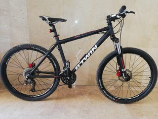 Bicicleta MTB B'TWIN ROCKRIDER 520 Hidráulicos