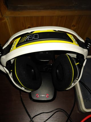 Auriculares Gaming Astro A50, Edicion X box y Pc